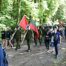 Visuomenės ir kariuomenės vienybė – geriausias partizanų atminties įamžinimas