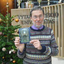 L. Mažylis – kalėdinės korespondencijos kolekcininkas