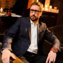 """""""Tete-a-tete"""" kazino marketingo vadovas Evaldas Magelinskas."""