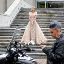 Išaiškėjo tiesa apie N. Bunkės vestuves