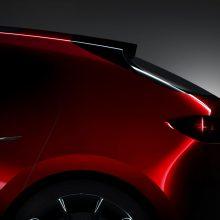 """Tokijuje """"Mazda"""" pažers naujienų"""