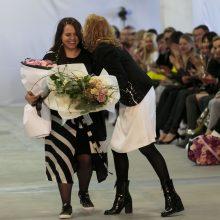 L. Larionova ir E. Rainys pristatė naujas kolekcijas