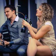 """Šimtas O. Koršunovo """"Vestuvių"""": nesustabdė net iškviesta policija"""