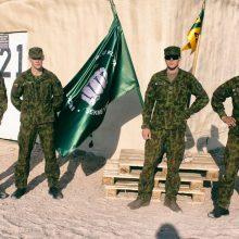 Daugiau nei šimtas Lietuvos karių dalyvaus pratybose JAV