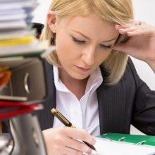 Buhalteriai kamuojasi: ne visi supranta mokestinius pasikeitimus