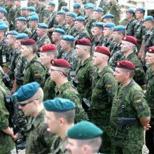 Lietuviai vis geriau atpažįsta grėsmes ir vis daugiau jų ryžtųsi ginti tėvynę