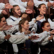 Savaitgalį Vilniuje oš studentų chorų festivalis