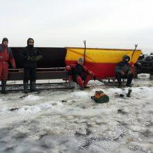 Stintapūkis Nidoje – ar stintas gaudysime ant ledo?