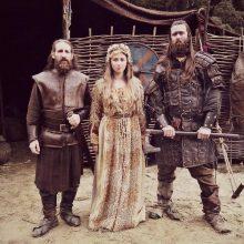 """Seriale """"Vikingai"""" – lietuvės giesmė senąja norvegų kalba"""