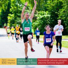 Vingio parką sudrebins Lietuvos šimtmečiui skirtas 100 km bėgimas