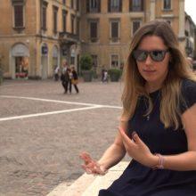 Meilės emigrantė: ne visi italai mergišiai ir narcizai