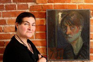 Dailininkė E. Velaniškytė: paveikslą norėčiau tapyti trejus metus