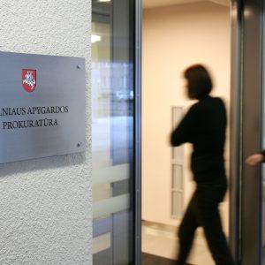 Vilniaus apygardos prokuratūroje – kratos, sulaikyta prokurorė <span style=color:red;>(dar papildyta)</span>