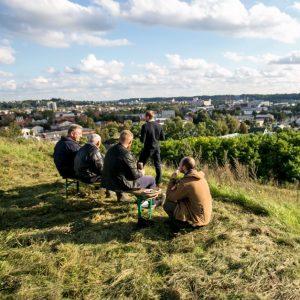 Kauno tvirtovės parkas švenčia pirmąjį gimtadienį
