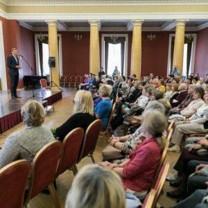 Vilnius švenčia tautinių bendrijų dieną