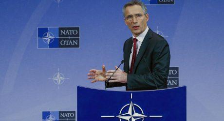 NATO vadovas: Aljansas labai rimtai reaguos į prašymus dėl pabėgėlių