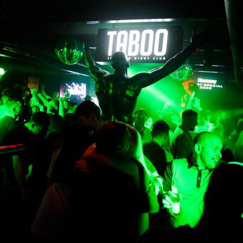 """""""Taboo"""" klubas šventė Kauno gimtadienį"""