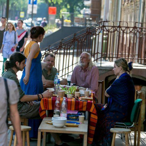 V. Putvinskio gatvės diena <span style=color:red;>(vakarinė dalis)</span>  &#169; Vilmanto Raupelio nuotr.