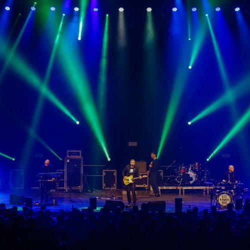 Koncertas Švyturio arenoje  © Vytauto Petriko nuotr.