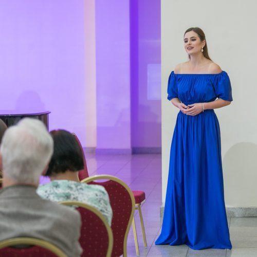 """Koncertas """"Mėnesienos serenados""""  © Vytauto Petriko nuotr."""