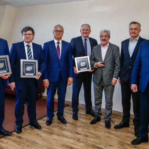 Klaipėdos pramonininkų susirinkimas