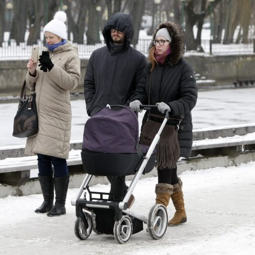 Vasario 14-oji Klaipėdos diena  ©