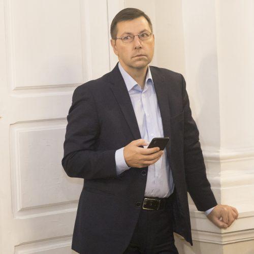 """Teisme toliau nagrinėjama """"MG Baltic"""" byla  © M. Morkevičiaus / ELTOS nuotr."""
