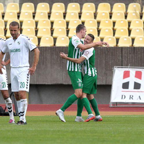 """LFF taurė: """"Kauno Žalgiris"""" – """"Žalgiris"""" 0:3  © Evaldo Šemioto nuotr."""