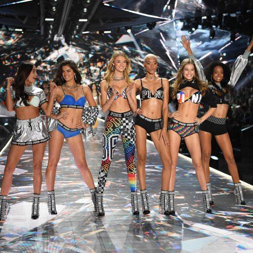"""Victorias Secret"" šou Niujorke"