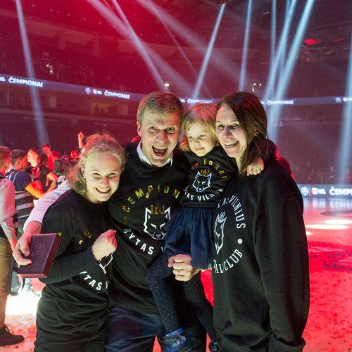 """""""Rytas"""" įveikė Kauno """"Žalgirį"""" ir laimėjo taurę  © Butauto Barausko nuotr."""