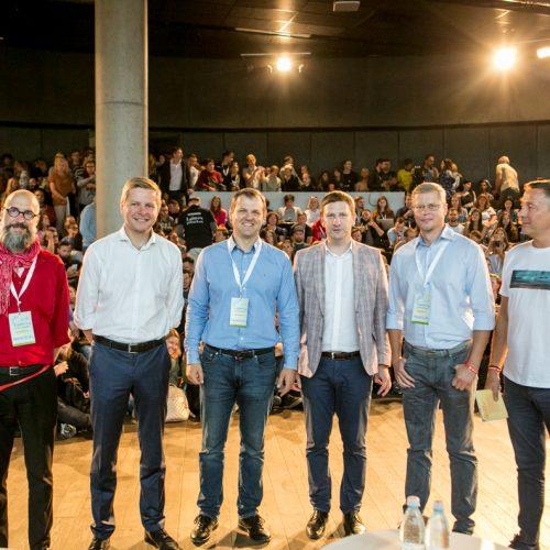 Diskusija : Vilnius vs Kaunas : kas ką vejasi?