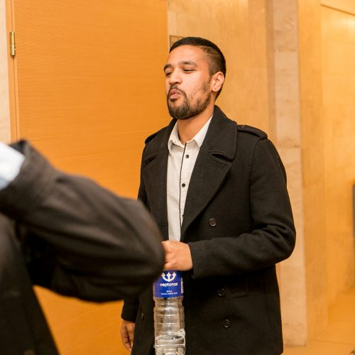 Nuosprendis LSMU studentams iš užsienio  © Vilmanto Raupelio nuotr.