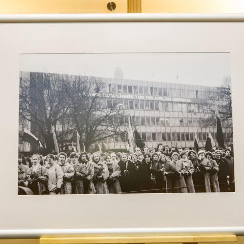Sąjūdžio 30-čio minėjimas Kaune  © Vilmanto Raupelio nuotr.