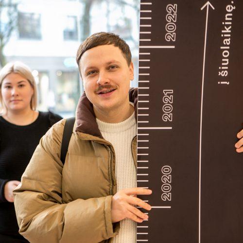 """""""Kaunas 2022"""" biure – atvirų durų diena  © Vilmanto Raupelio nuotr."""