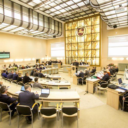 2018 Gruodžio mėn. tarybos posėdis
