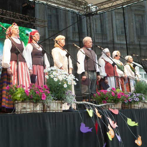 "Tarptautinis folkloro festivalis ""Skamba skamba kankliai"""