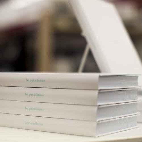 """Knygos """"be pavadinimo"""" pristatymas  © K. Kavolėlio / BFL nuotr."""