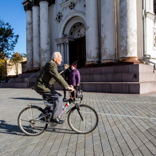 Ruduo Kaune  © Akvilės Snarskienės nuotr./Vilmanto Raupelio nuotr.