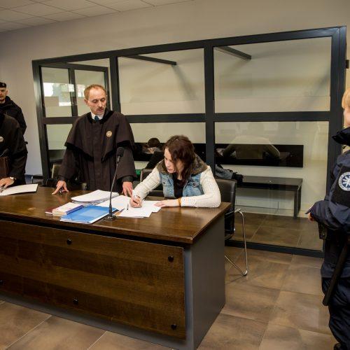 Matuko žudikų teismas  © Vilmanto Raupelio nuotr.