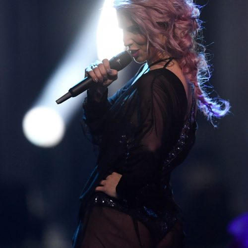 """Antrasis """"Eurovizijos"""" pusfinalis   © Scanpix nuotr."""