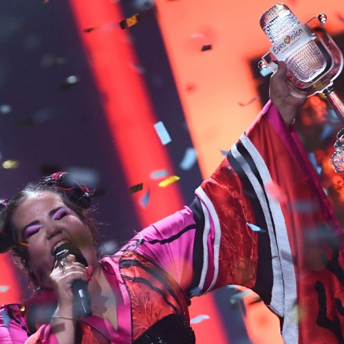 """2018 m. """"Eurovizijos"""" finalas"""