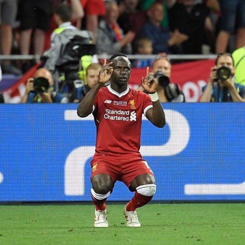 "Čempionų lygos finalas: ""Real"" – ""Liverpool""  © Scanpix nuotr."