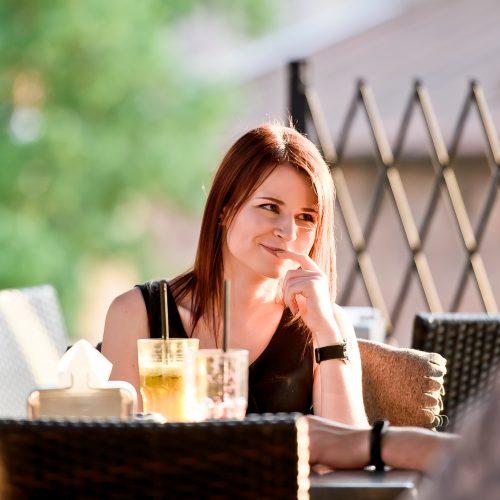 """""""Saulės kliošo"""" koncertas Kauno vasaros terasoje  © tomasfoto.lt nuotr."""