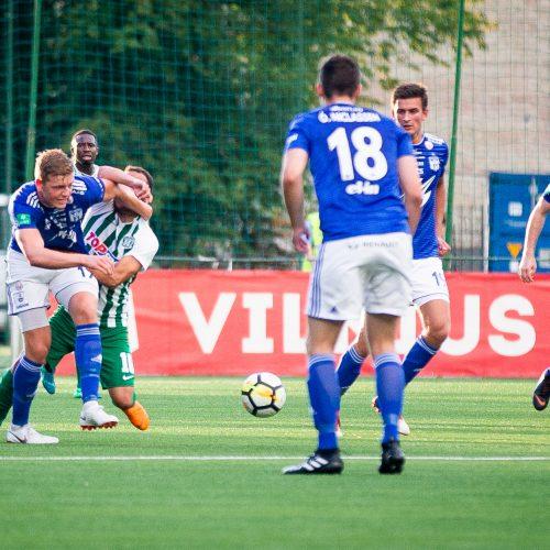 """UEFA Europos lyga: """"Žalgiris"""" - """"KI Klaksvik"""" 1:1  © Irmanto Gelūno/BFL nuotr."""