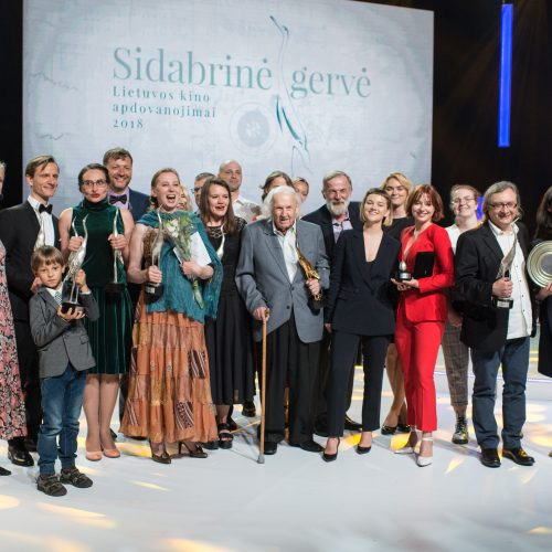 "Apdovanojimai ""Sidabrinė gervė""   © V.Skaraičio/BFL nuotr."