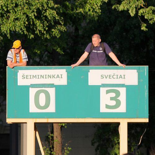 """LFF taurė: """"Hegelmann Litauen"""" – """"Sūduva"""" 0:3"""