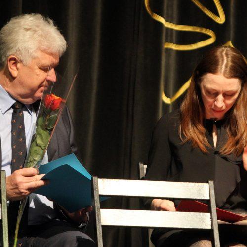 Vaikų knygų kūrėjų apdovanojimai NKDT  © Evaldo Šemioto nuotr.
