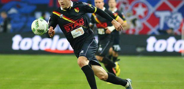 Balstogės komandoje abu lietuviai žaidė, bet įvarčių nepelnė