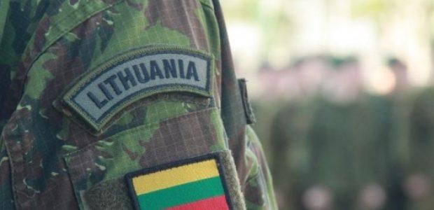 Į NATO operaciją Afganistane išvyko 10 Lietuvos karių