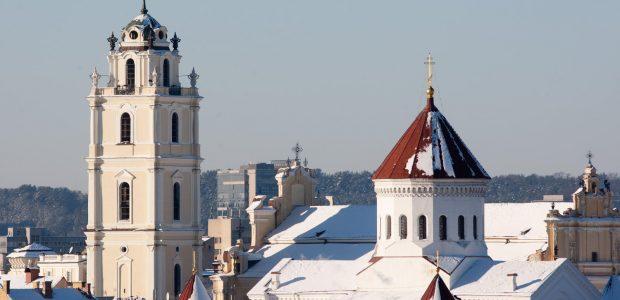 Nerimaujama dėl planų užstatyti Vilniaus senamiestį